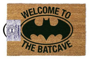 DC Comics - Batman Doormat Welcome To The Batcave