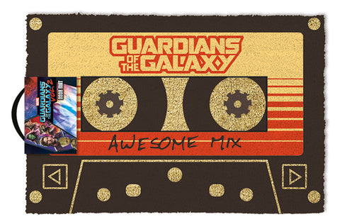 Guardians Of The Galaxy Vol. 2 (Awesome Mix) Doormat