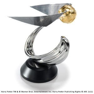 Golden Snitch Sculpture