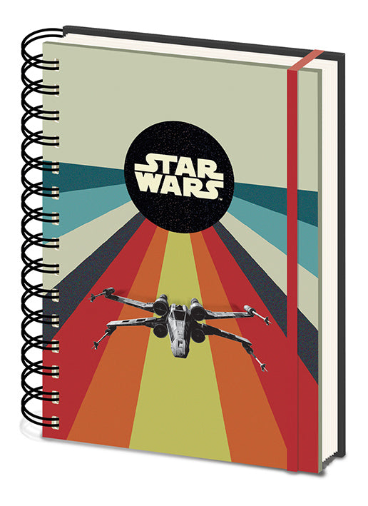 Star Wars - Nostalgia A5 Wiro Notebook