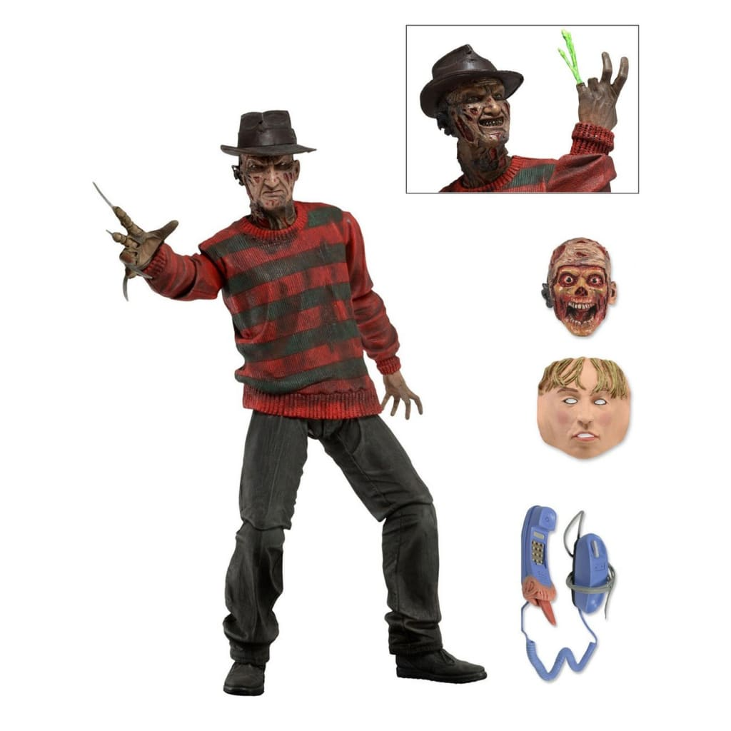 A Nightmare On Elm Street - 7 Scale Action Figure 30th