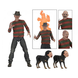 A Nightmare On Elm Street - 7 Scale Action Figure Freddy's