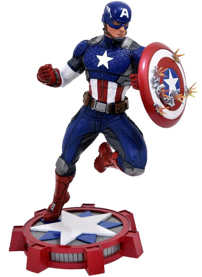 Marvel - Gallery Now Captain America PVC Figure