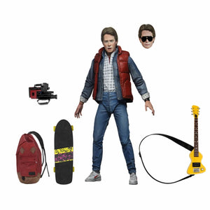 Back to the Future - NECA BTTF 7 Scale Action Figure
