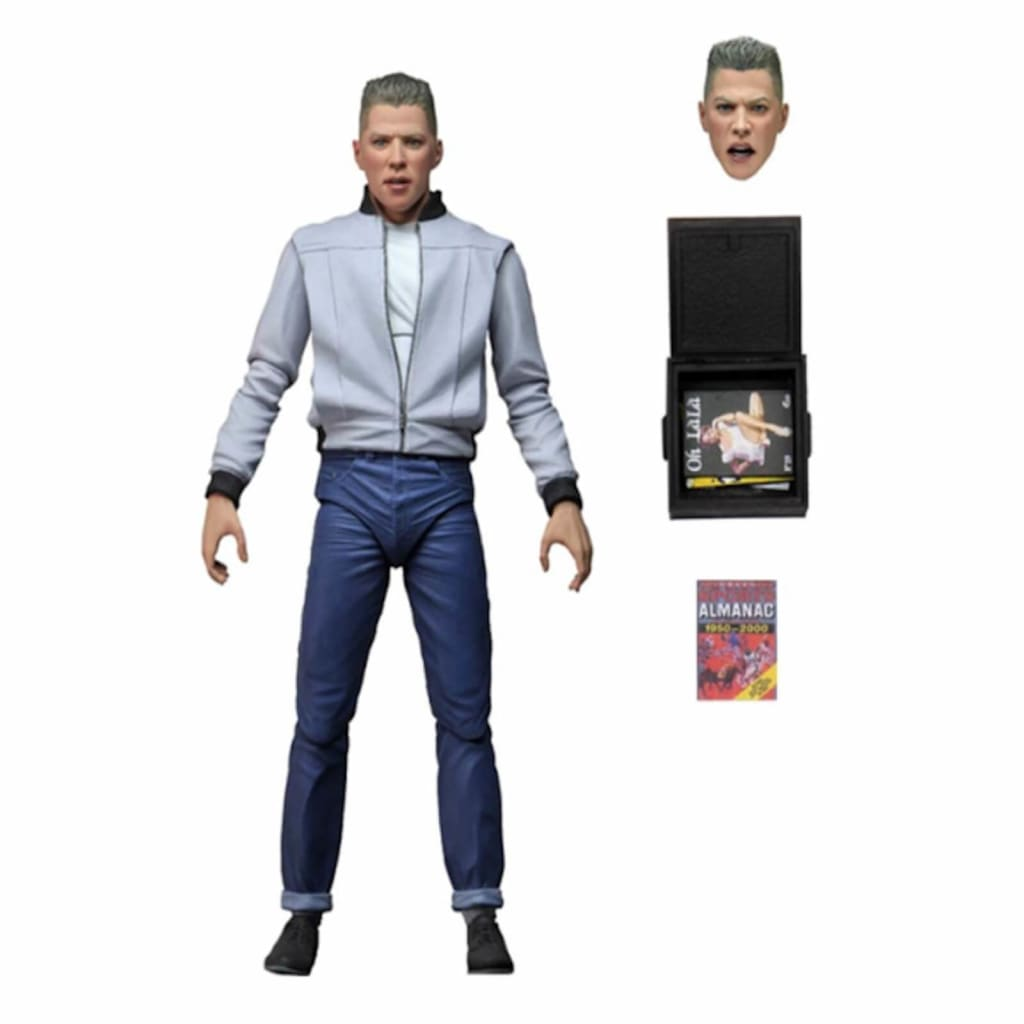 Back to the Future - NECA BTTF Part 2 7 Scale Action Figure