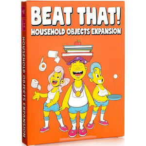 Beat That! Household Objects Expansion Party Games