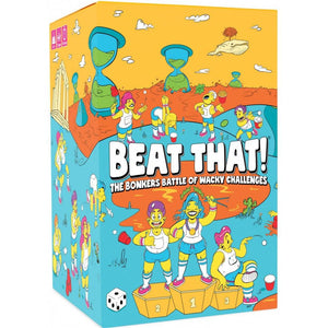 Beat That! The Bonkers Battle of Wacky Challenges Party