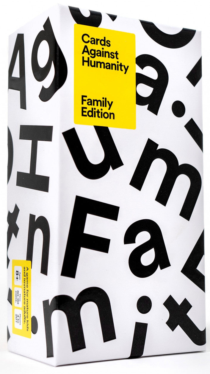 Cards Against Humanity Family Edition Card Game