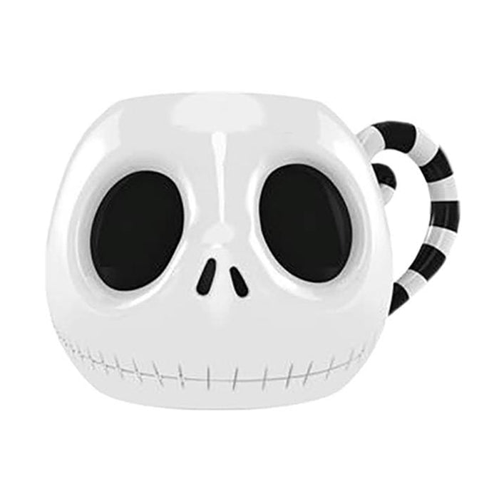 Disney - Nightmare Before Christmas (Jack Head) 3D Sculpted Shaped Mug