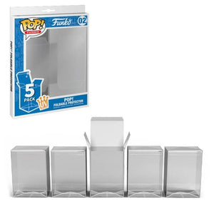 Funko Foldable 5-Pack Pop! Protector