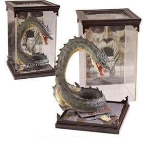 Harry Potter - Noble Collection Magical Creatures Basilisk