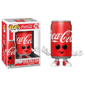 Pop! Ad Icons: Coca-Cola Pop! Vinyl Figure - Cola Can