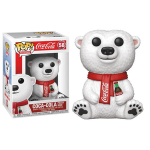 Pop! Ad Icons: Coca-Cola Pop! Vinyl Figure - Polar Bear