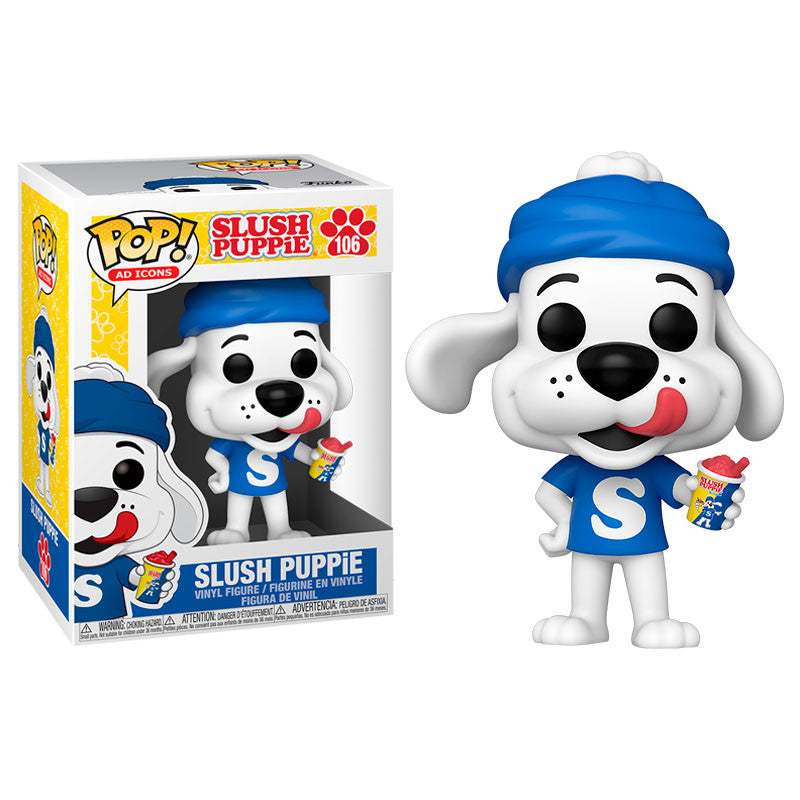 Pop! Ad Icons - Icee Pop! Vinyl Figure - Slush Puppie
