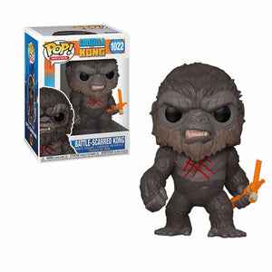 Pop! Movies: Godzilla vs Kong - Battle - Scarred Kong