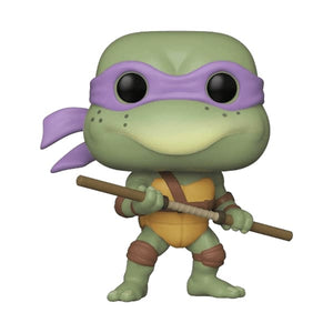 Pop! Retro Toys: Teenage Mutant Ninja Turtles Pop! Vinyl