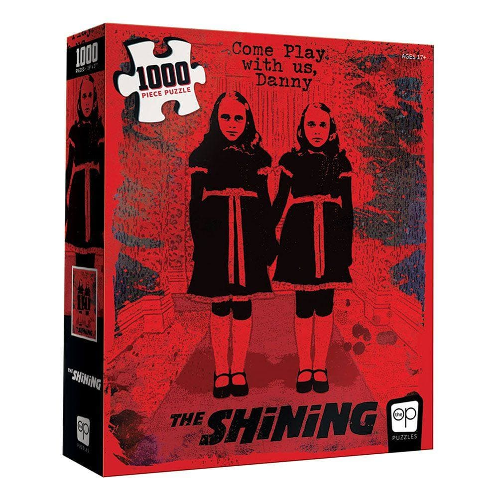 The Shining - Come Play With Us Puzzle 1000 Pieces