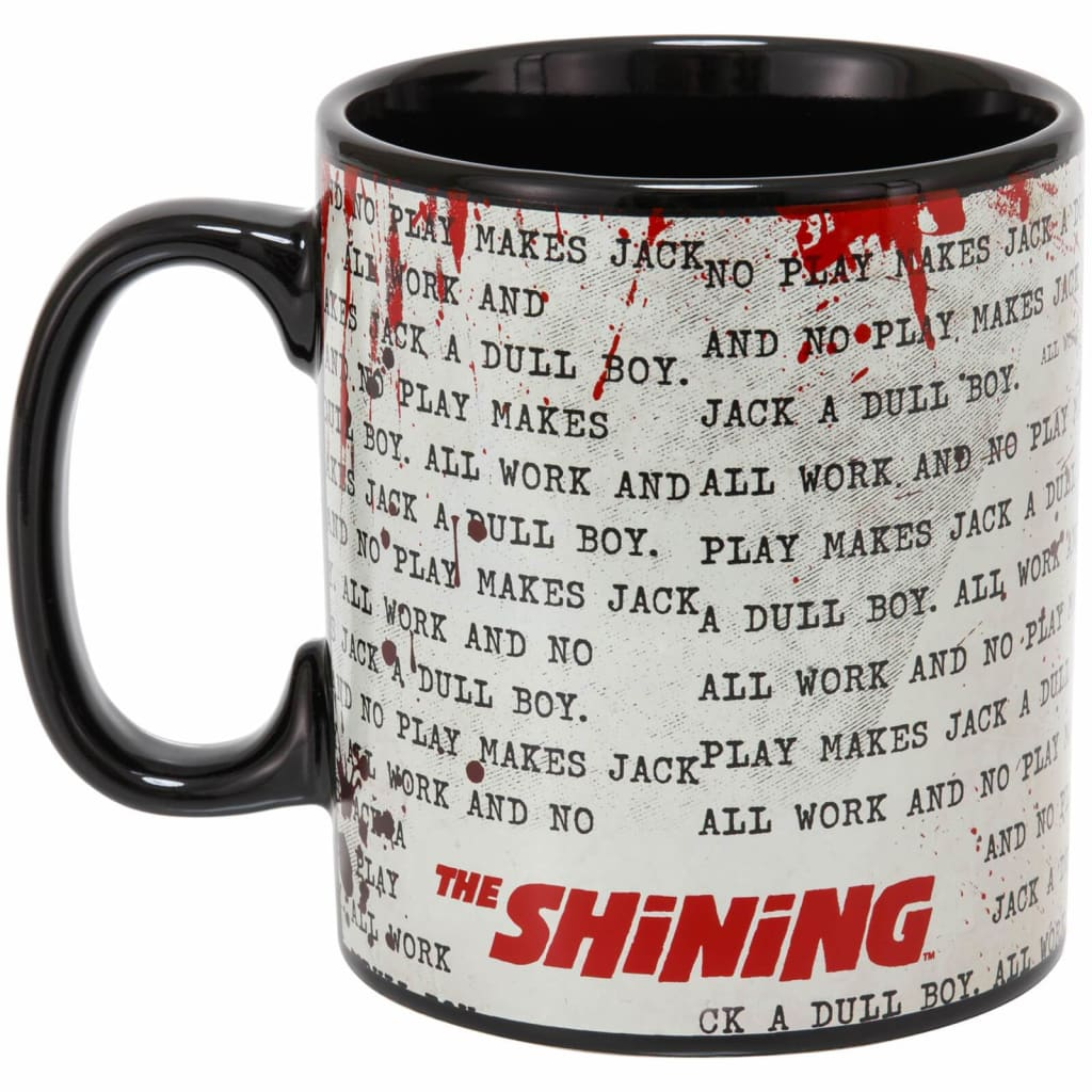 The Shining - Large Heat Change Mug