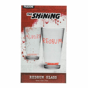 The Shining - Redrum Glass
