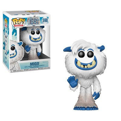 Pop! Movies: Smallfoot Pop! Vinyl Figure - Migo