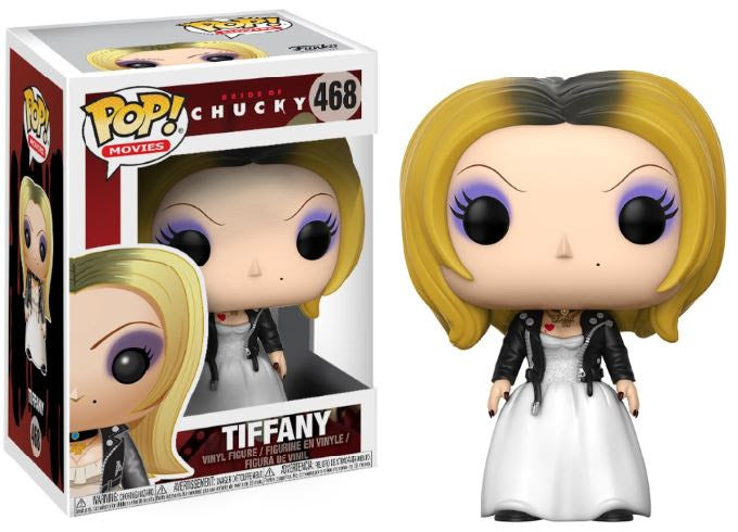 Pop! Movies: Bride Of Chucky Pop! Vinyl Figure - Tiffany
