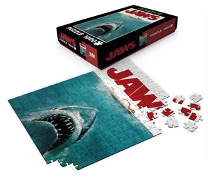 Jaws - Movie Poster Puzzle