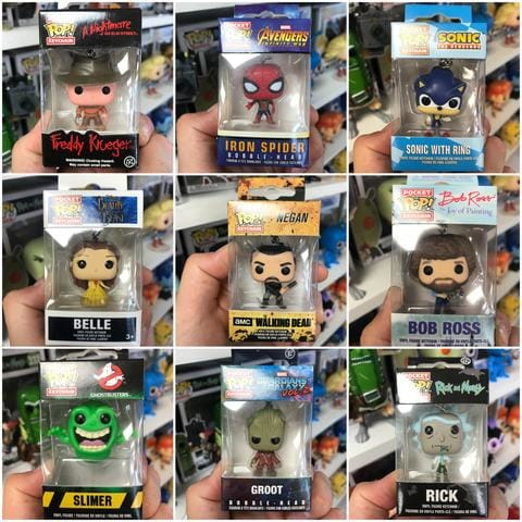New arrivals for week ending 7th July 2018