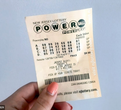 New Jersey Power Ball Lottery in New Jersey now worth $90M