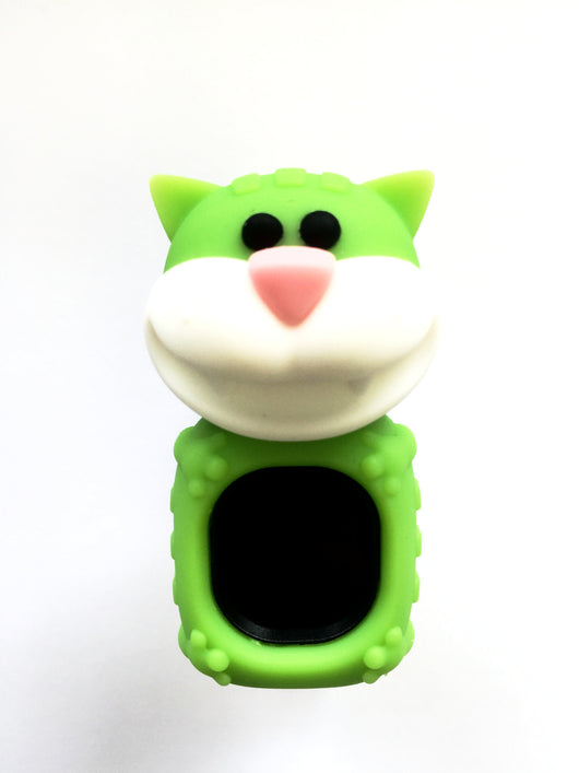 Green Cat digital clip-on tuner