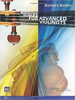 Scales for Advanced Violinists, Barbara Barber