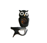 Black Owl Digital Clip-on Tuner