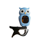 Blue Owl Digital Clip-on Tuner