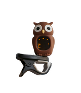Brown Owl Digital Clip-on Tuner