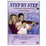 Step by Step for Violin, Suzuki Method Vol 2A