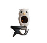 White Owl Digital Clip-on Tuner