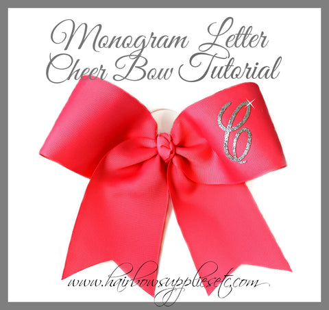 How To Make Hair Bows Over 50 Free Tutorials