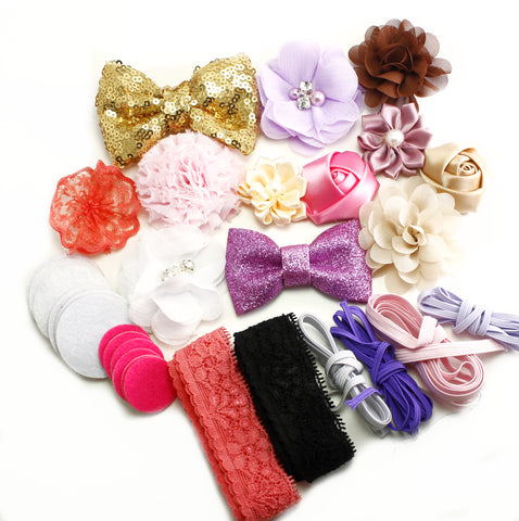 20% OFF - Headband Kit - Rosalie