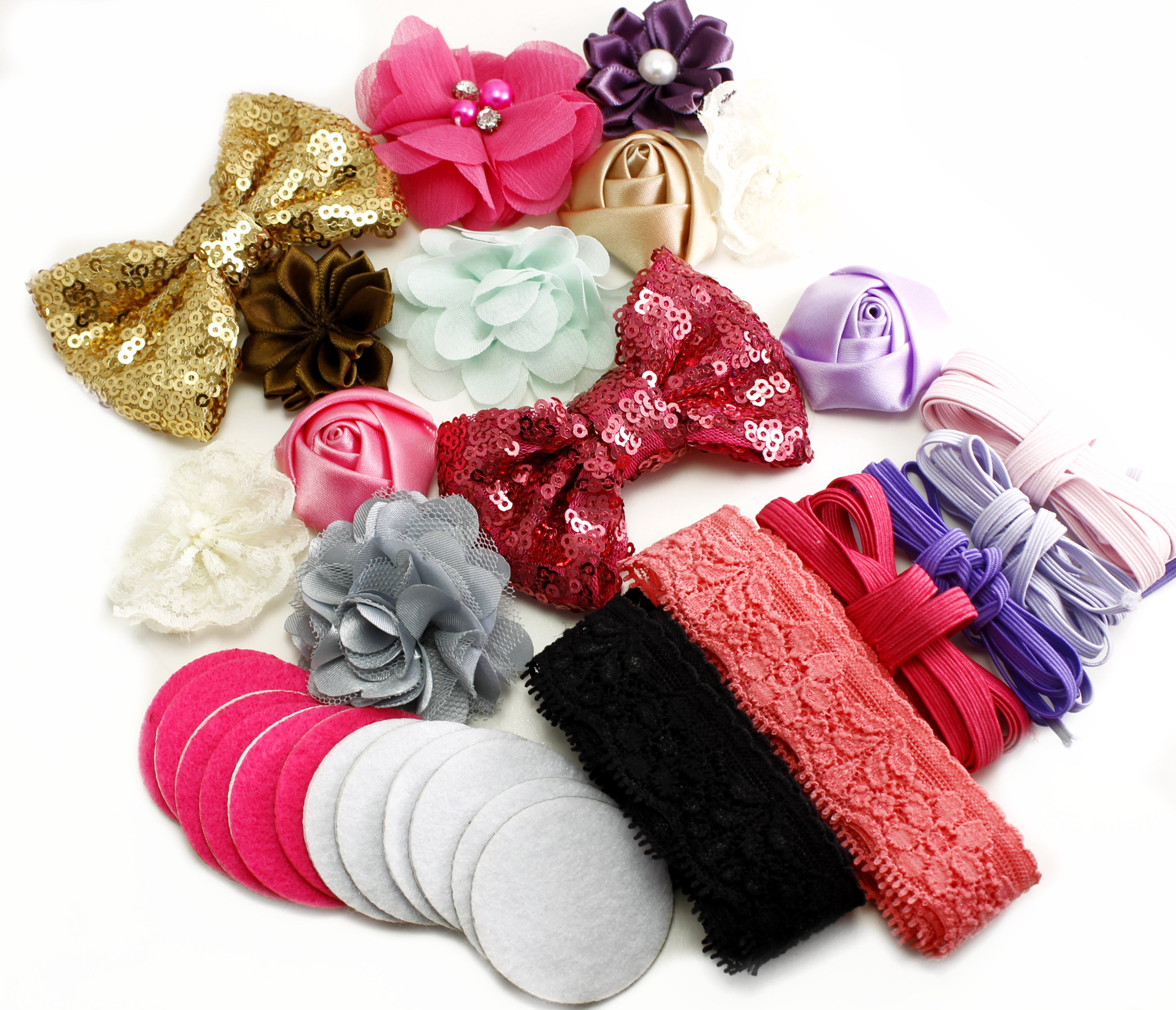 30% OFF - Headband Kit - Brilliant