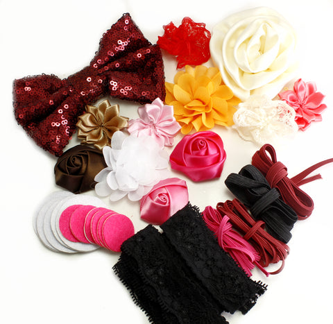 20% OFF - Headband Kit - Exquisite
