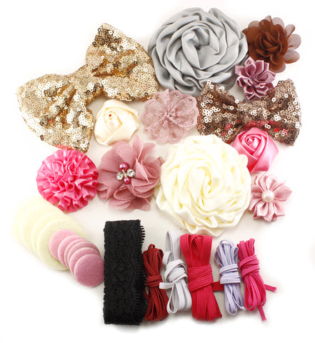 30% OFF - Headband Kit - Jewel