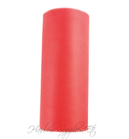 Tulle - 6 inches by 25 yards