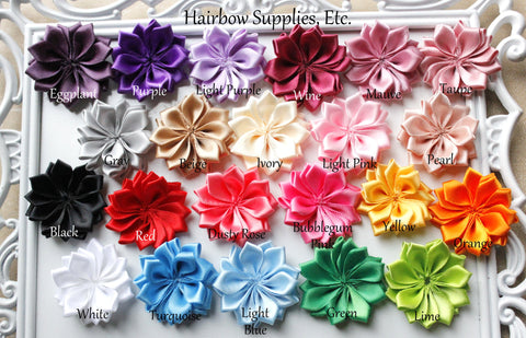 40% OFF Dainty Star Flowers - 1-1/2 inch Variety Pack of 6 or 8