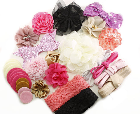 30% OFF - Headband Kit - Glitzy