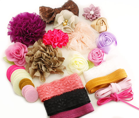 30% OFF Headband Kit - Cherish