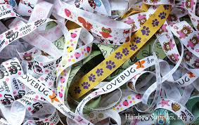 75% OFF 20 Yard Printed Ribbon Grab Bag