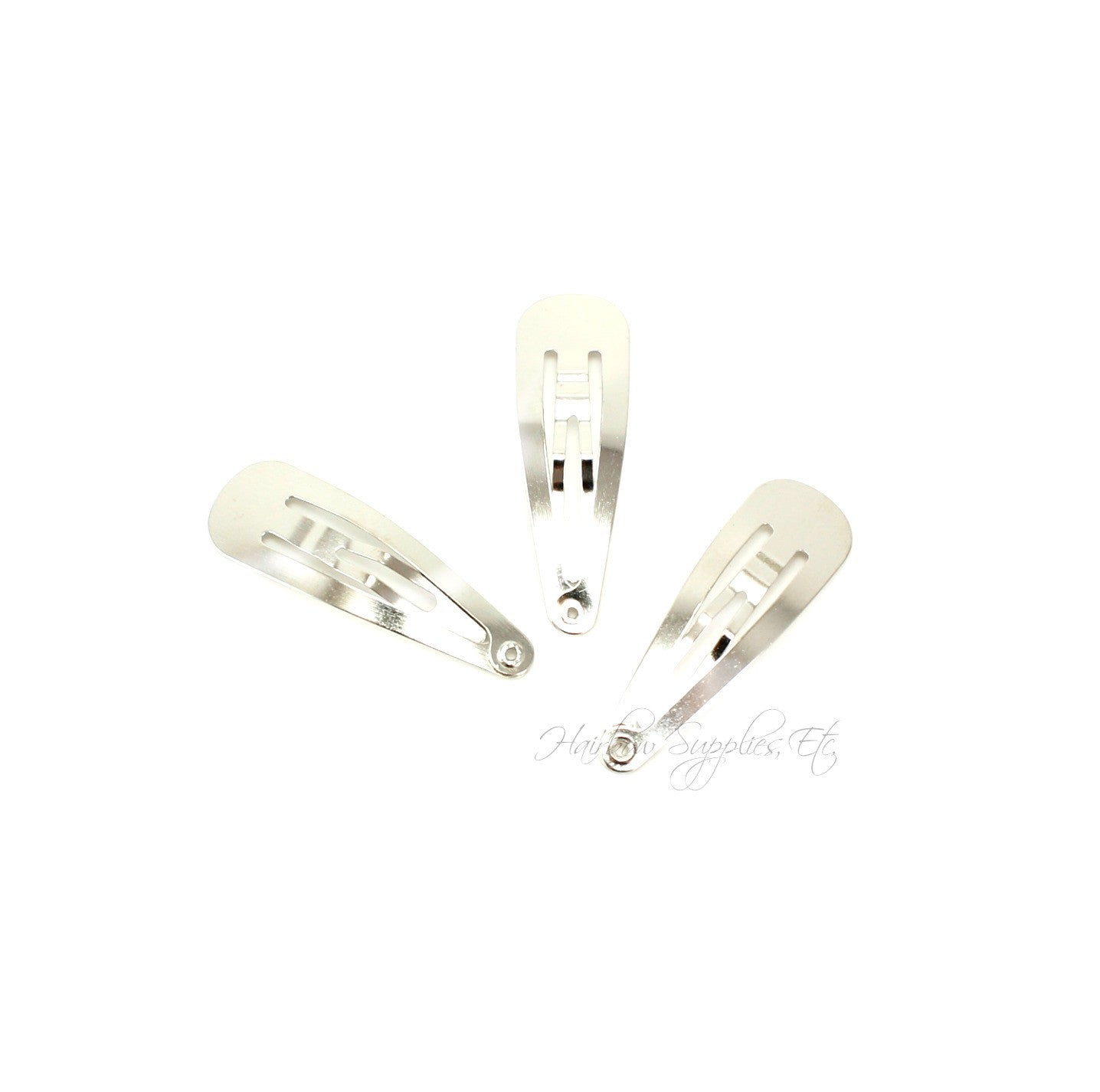 40 mm 1-1/2 inch snap clips (50 qty)