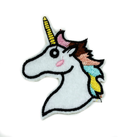 20% OFF Unicorn Applique