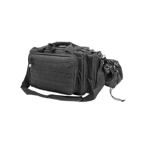 Competition Range Bag with Non-Zip Side Pockets