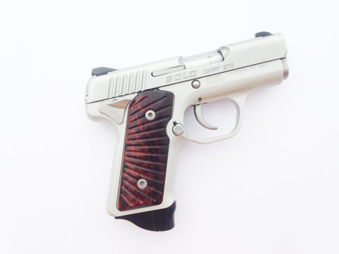 Finger Grip Extension for Kimber Solo 6-Round Magazine.