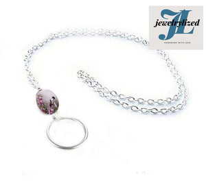 Hummingbird Eyeglass Chain Lanyard - Jewelrylized.com